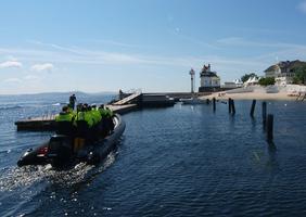 Konferanse ved Oslofjorden?