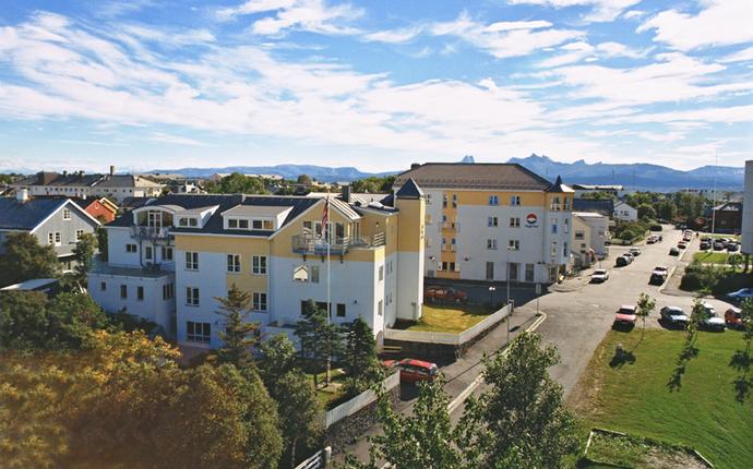 Skagen Hotel - Fasade