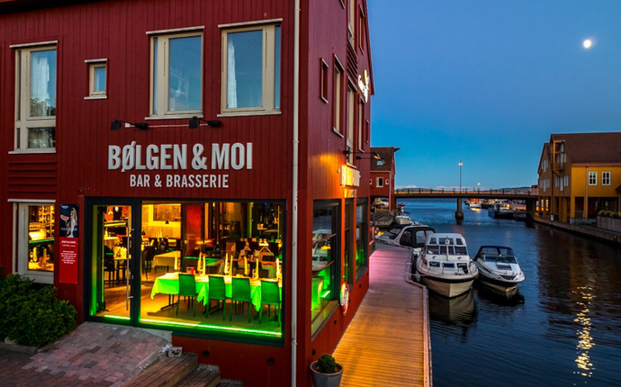 Bølgen & Moi Kristiansand - Bølgen & Moi, foto: Jan Rune Eide