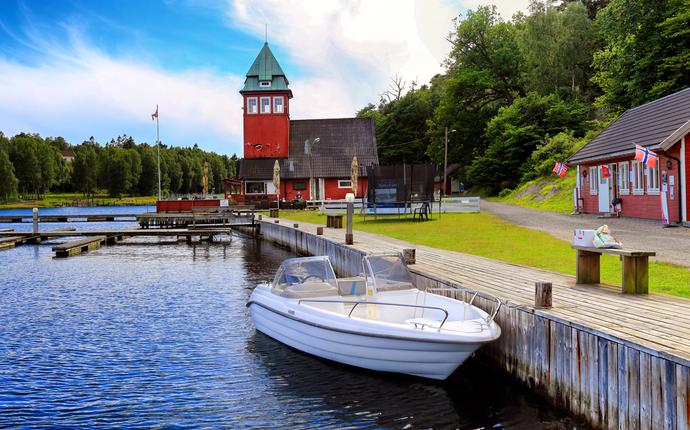 Hankø Hotell & Spa - Hankø Seilerkro - vår sommerrestaurant