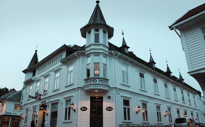 Grand Hotell, Flekkefjord