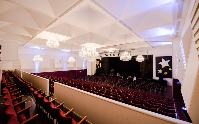Hotel Klubben - Klubben Hall