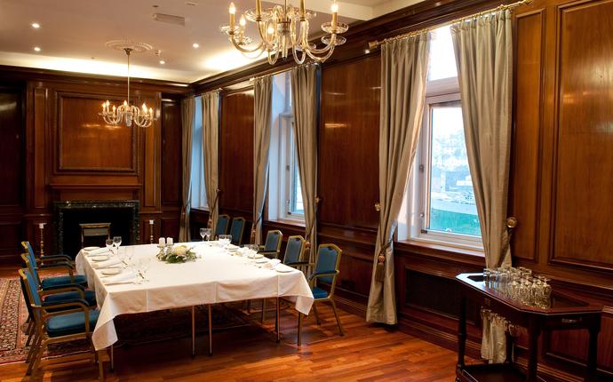 Best Western Plus Victoria Hotel - Styrerommet - middag