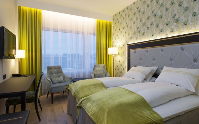Thon Hotel Opera - Twin room
