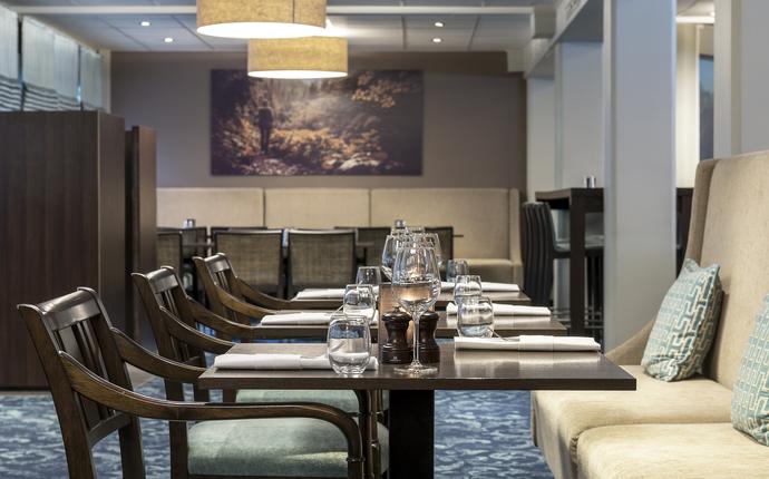 Clarion Hotel & Congress Oslo Airport, Gardermoen - Restaurant