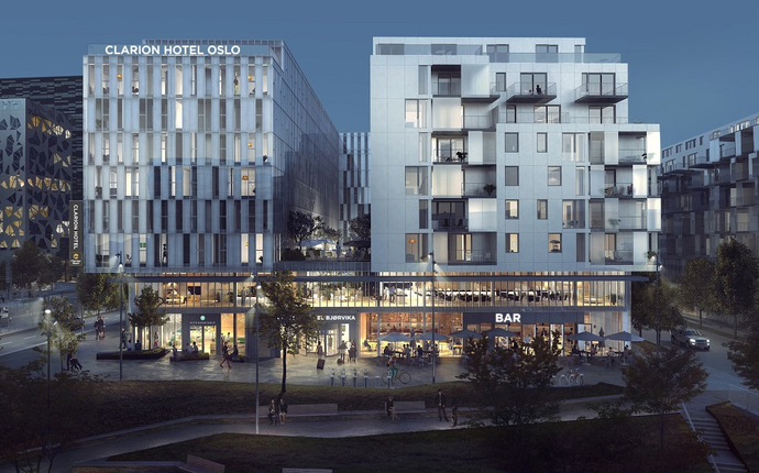 Clarion Hotel Oslo -  Opening Summer 2019 - Clarion Hotel Oslo
