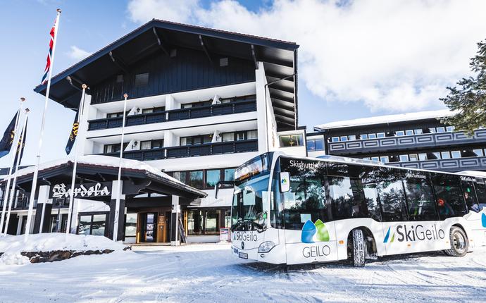 Bardøla Høyfjellshotel
