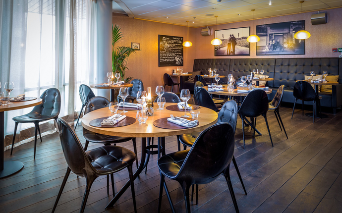 Clarion Hotel Stavanger - Kitchen & Table - a la carte restaurant