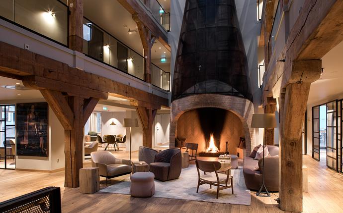 Hotel Brosundet