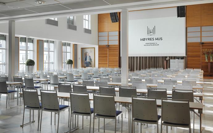 Høyres Hus Konferanse & Selskapslokaler - Nordengen