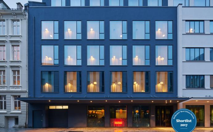 Hotel Zander K - Fasade