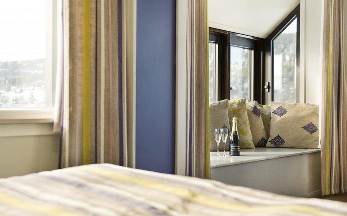Quality Hotel Grand, Kongsberg - Suite