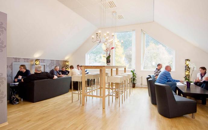 Bårdshaug Herregård - Moderne Konferanselokaler