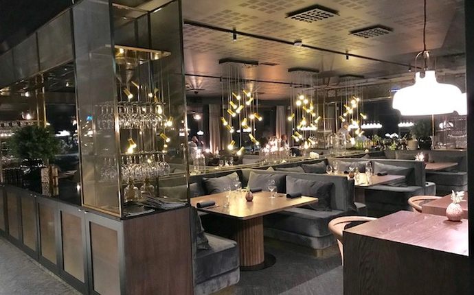 Funken Lodge - Restaurant