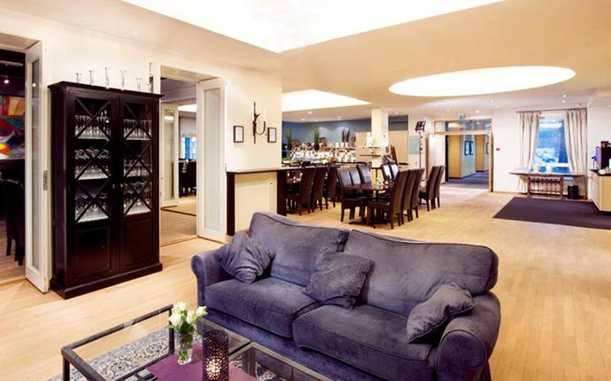 Clarion Collection Hotel Gabelshus - Spisestuen