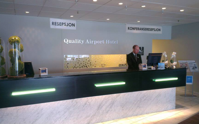 Quality Hotel Airport Værnes