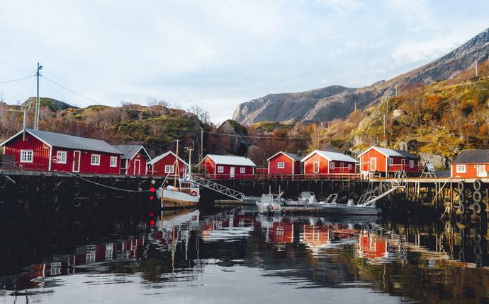 Nusfjord Arctic Resort - Rorbuer