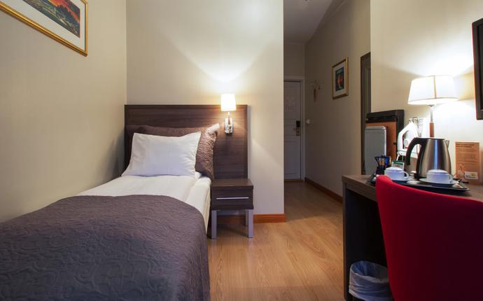 Best Western Karl Johan Hotell - Enkelt rom