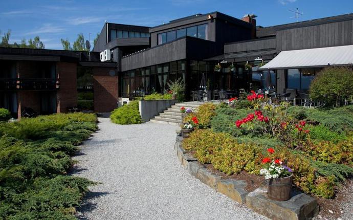 Hardangerfjord Hotell