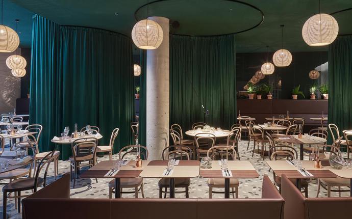 Hotel Zander K - Restaurant