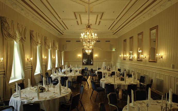 Best Western Plus Victoria Hotel - Bankettsalen