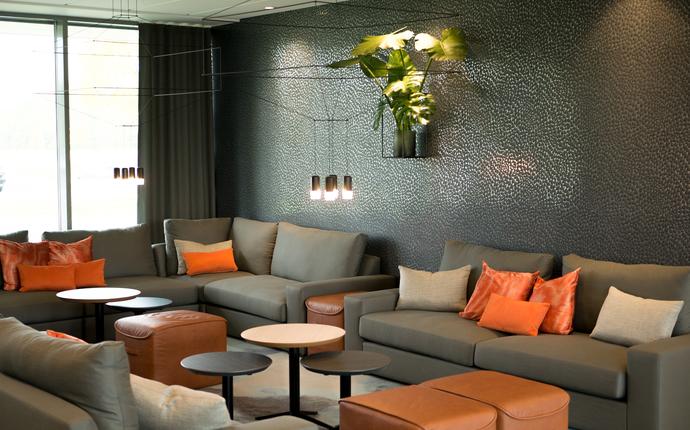 Gardermoen Airport Hotel - Pauserområde