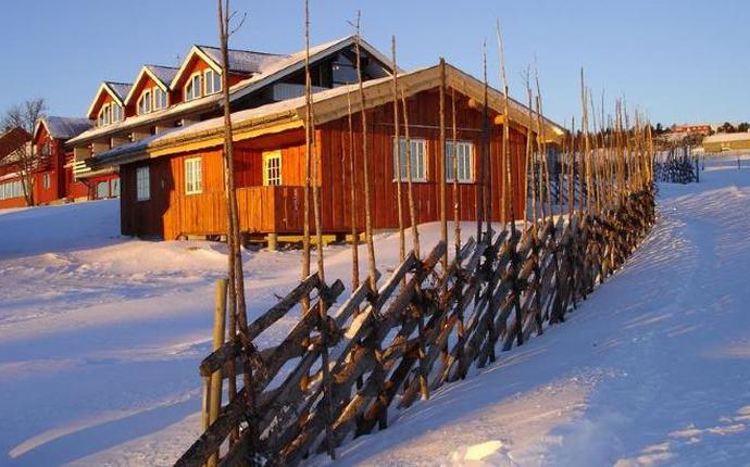 Kamben Høyfjellshotell - Kampen høyfjellshotell