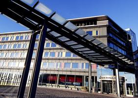 Kurs eller konferanse på Flesland - Bergen Airport?