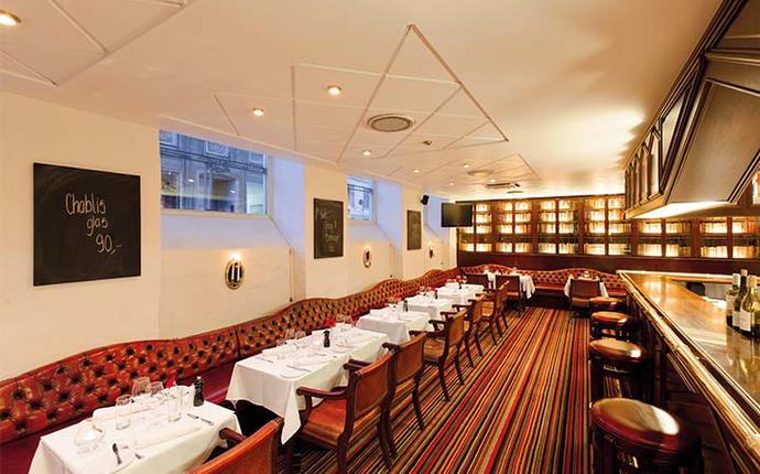 Phoenix Copenhagen - Restaurant Murdochs