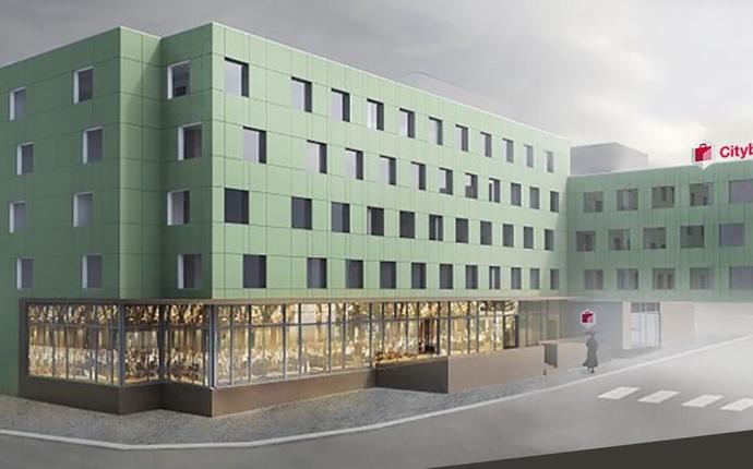 Citybox Danmarksplass - åpner mai 2019