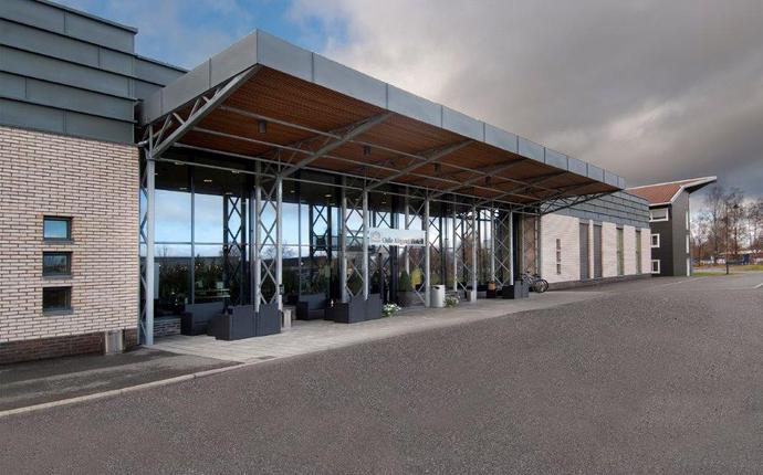 Best Western Oslo Airport Hotell - Gratis parkering, alle møterom på ett plan, rett innenfor døren