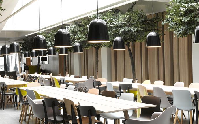 Quality Hotel Expo, Fornebu - Kaffebar