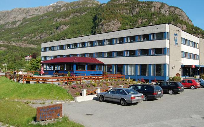 Svelgen Hotell