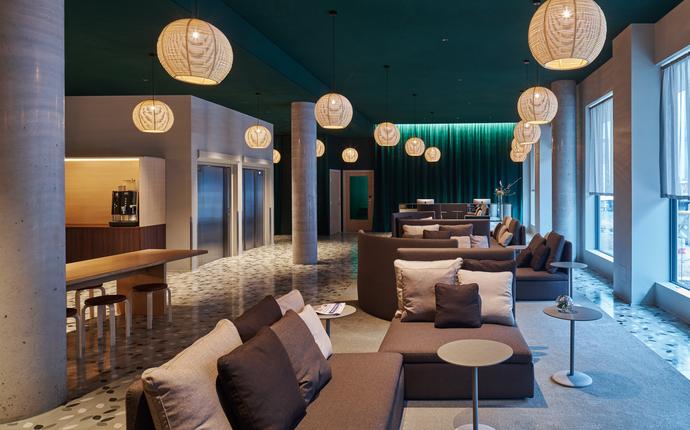 Hotel Zander K - Lounge