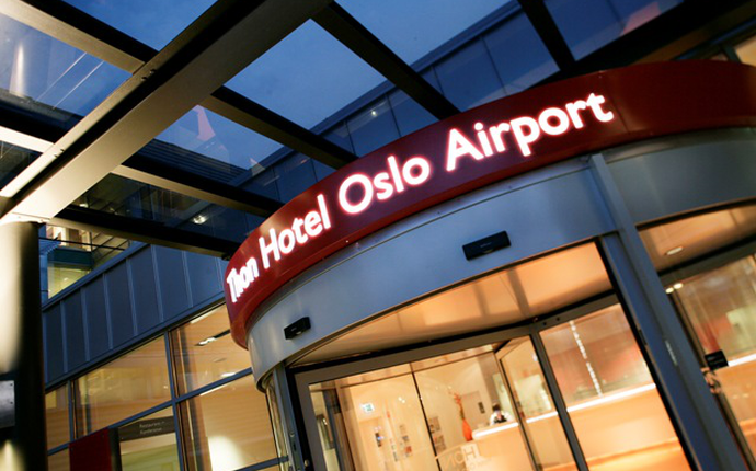 Thon Hotel Oslo Airport, Gardermoen