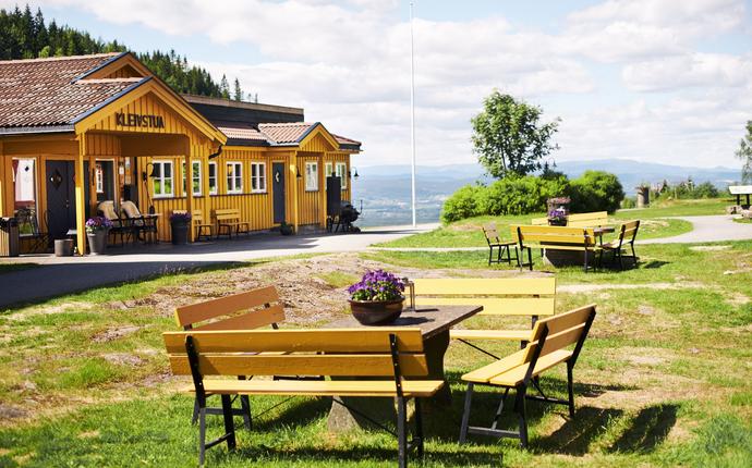 Kleivstua - Møtestedet på Krokskogen