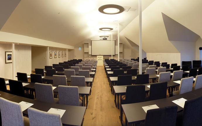 Hotell Hamn i Senja - Møterom opptil ca 150 personer
