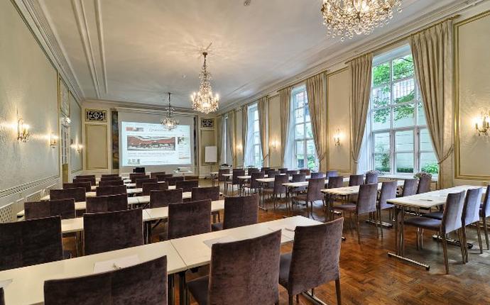 Grand Terminus - 14 møte – og konferanselokaler i ulik størrelse og utforming.