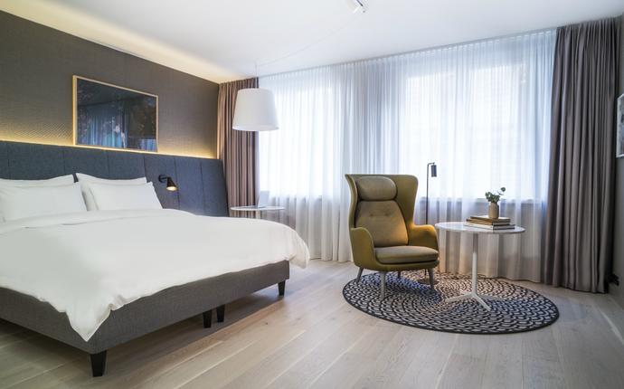 Radisson Blu Strand Hotel - Standard rom