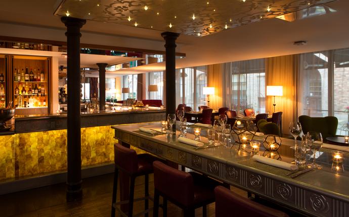 Renaissance Malmo Hotel - Rosen Bar & Dining