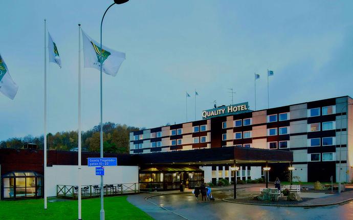 Quality Hotel Winn, Göteborg - Quality Hotel Winn
