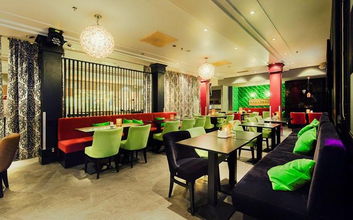 Quality Hotel Grand, Kongsberg - Cafe Pi
