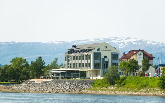 Fru Haugans Hotel