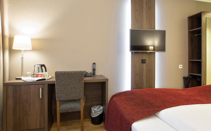 Best Western Oslo Airport Hotell - Standard dobbelt rom