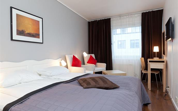 Bodø Hotell - Rom