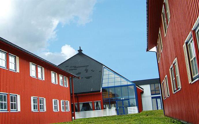 Fjordgården Hotell