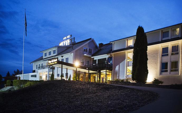 Vinger Hotel fasade