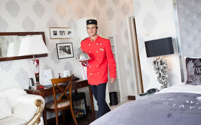 Hotel Wassilioff - Service på Wassilioff