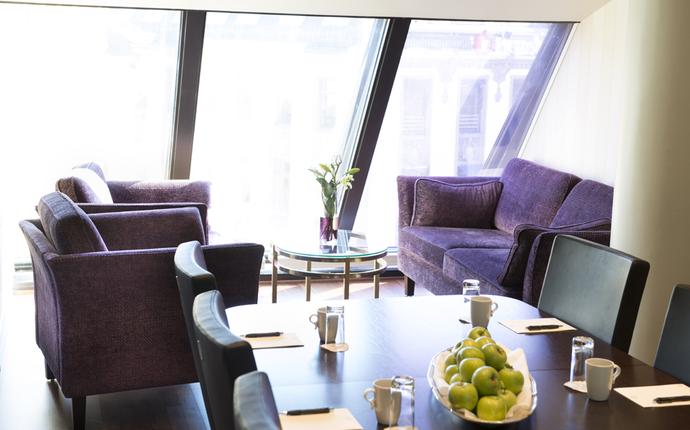Grand Hotel Oslo - Konow Meeting room