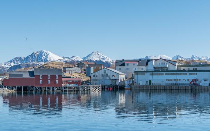Sommarøy Arctic Hotel Tromsø - Brygger på Sommarøy